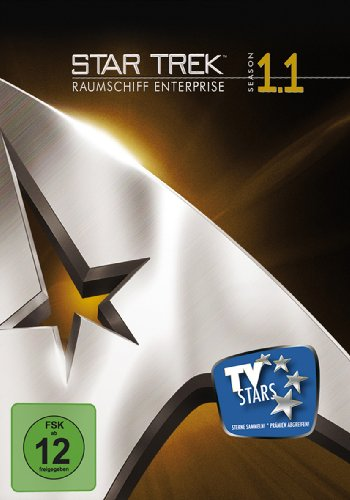Star Trek - Raumschiff Enterprise: Season 1.1, Remastered [4 DVDs]