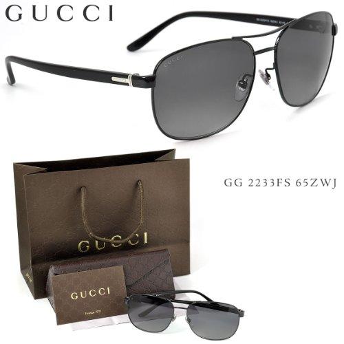 【グッチ サングラス】GUCCI GG 2223FS 65ZWJ 偏光モデル【2013年新作】【アジアンフィッティングモデル】