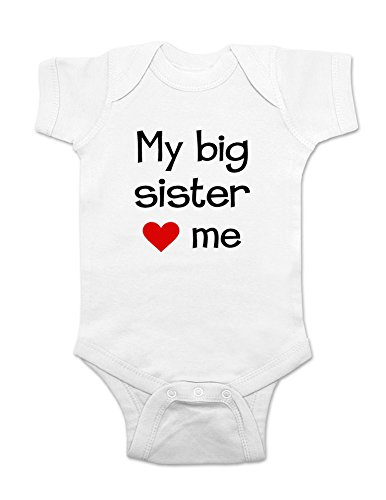 Big Sister T Shirts For Toddlers