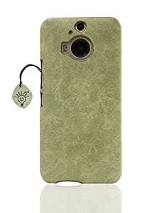 Parallel Universe Italian Marble Faux Leather Case for HTC One M9+/M9 Plus