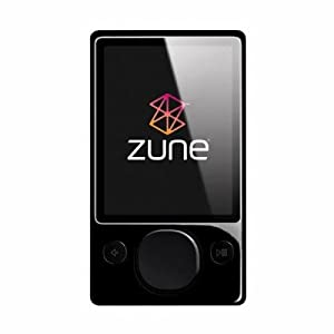 Zune 120 GB Video MP3 Player (Black)