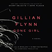 by Gillian Flynn (Author), Julia Whelan (Narrator), Kirby Heyborne (Narrator)   358 days in the top 100  (23336)  Buy new:  $33.60  $25.95  8 used & new from $25.95