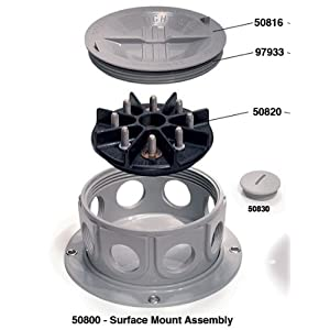 Truck-Lite 50400 Surface Mount Assembly