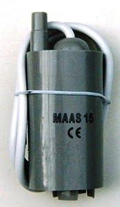 Tauchpumpe 15 l/min 12 V by Maas