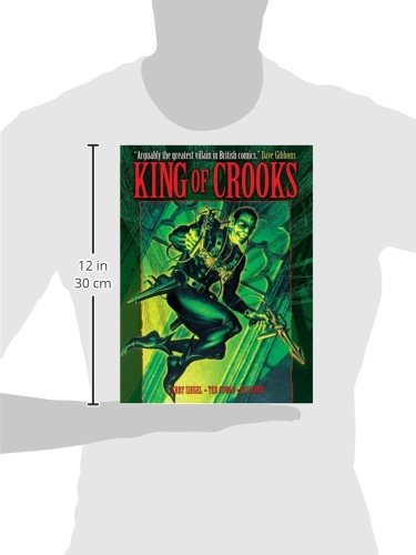 King of Crooks (The Spider)