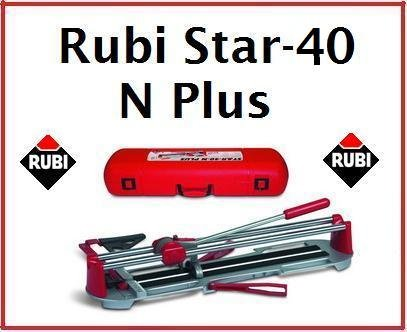 Rubi 12996 Star 40 N Plus with carrying case Black Friday & Cyber Monday 2014