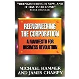 img - for Reengineering the Corporation book / textbook / text book