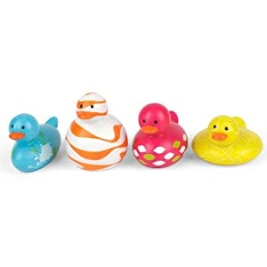 Boon 4 Pack Odd Ducks