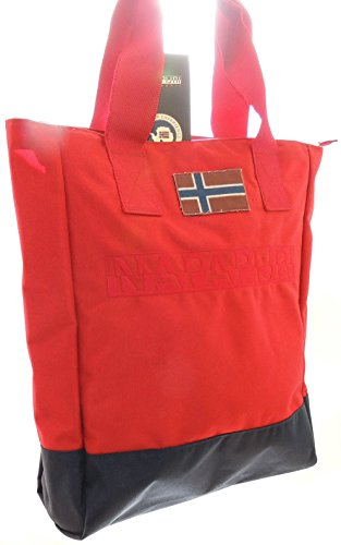 Borsa Shopping Napapijri Mayen 2B NN0R04 094 old red