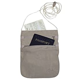 Eagle Creek Travel Gear Undercover Silk Neck Pouch