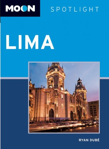 Moon Spotlight Lima (Moon Spotlight Series)