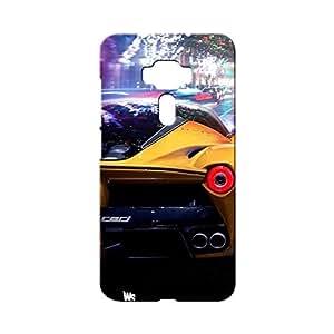 G-STAR Designer Printed Back case cover for Asus Zenfone 3 (ZE552KL) 5.5 Inch - G4523
