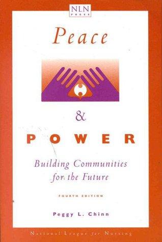 Peace & Power: Building Communities for Future