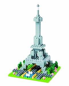 Nanoblock Eiffel Tower (200 pcs)
