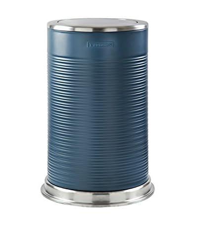 Typhoon Ripple Slate 40-Liter Trash Bin
