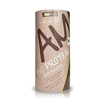 AMSPORT - BIO PROTEIN - 100 % ORGANIC & BIO - Vanille 450g