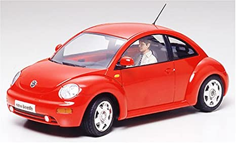 Maquette voiture : Volkswagen New Beetle Motorized
