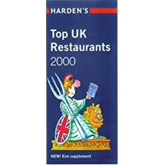 Harden's Top Uk Restaurants 2000 (Hardens Guides)