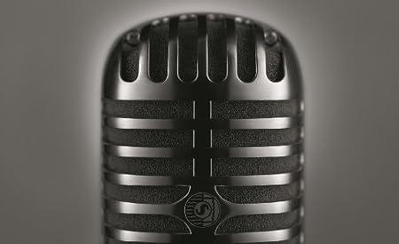 【国内正規品】 SHURE  55SH SERIES II ダイナミックマイクロフォン