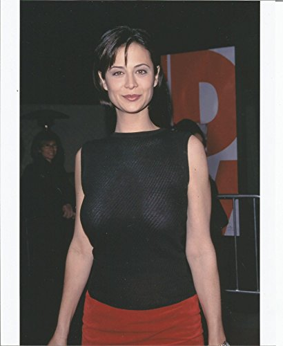 Catherine bach wearing pantyhose