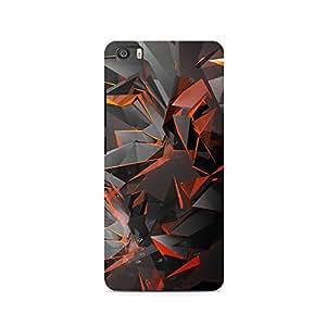 TAZindia Designer Printed Hard Back Mobile Case Cover For Xiaomi Redmi Mi5