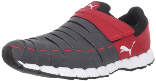 Puma Men's Osu NM Running Shoe,Dark Shadow/Ribbon Red/White,10 D US