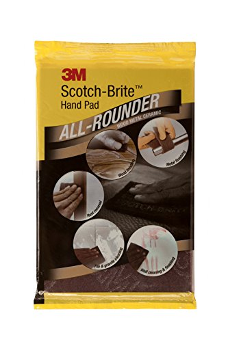 3M Scotch Brite All Rounder Hand Pad, 9″ x 6″