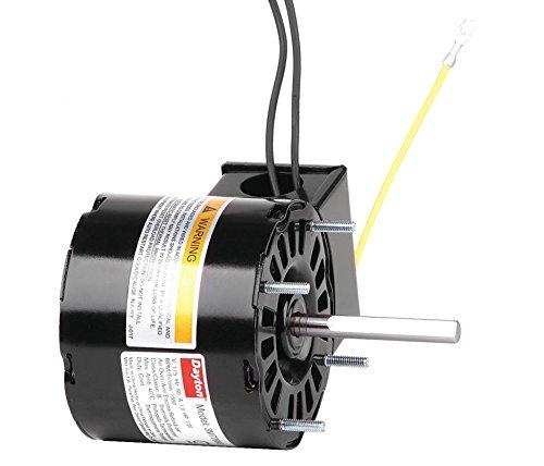 HVAC Motor, 1/20 HP, 1550 rpm, 115V, 3.3 (Dayton Pole Blower compare prices)