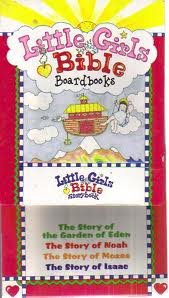 Little Girls Bible Boardbooks - 1