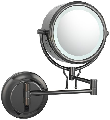 Wall Mounted Swivel Mirror front-712907