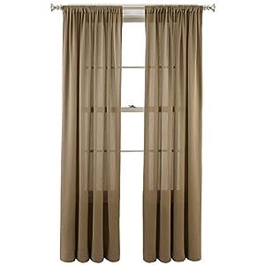 Royal Velvet Ally Rod Pocket Curtain Panel
