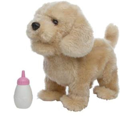 Amazimals Potty Pets Golden Lab
