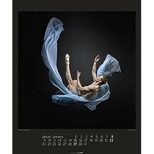 Dance - Kalender 2017: Lois Greenfield