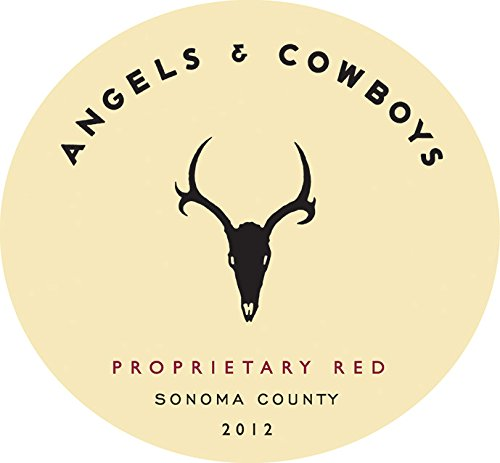 2012 Angels & Cowboys Sonoma County Proprietary Red