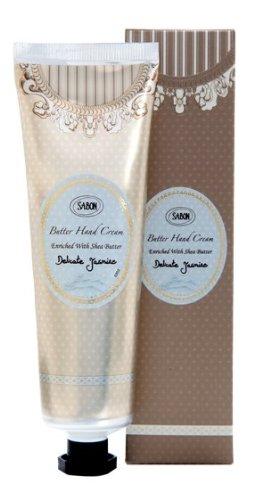 サボン バターハンド クリーム Butter Hand Cream デリケートジャスミン イスラエル発 並行輸入品 海外直送