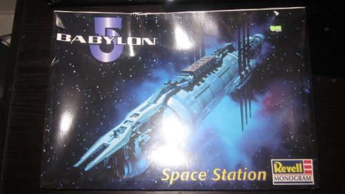 Babylon 5 Space Station Revell Monogram Model Kit