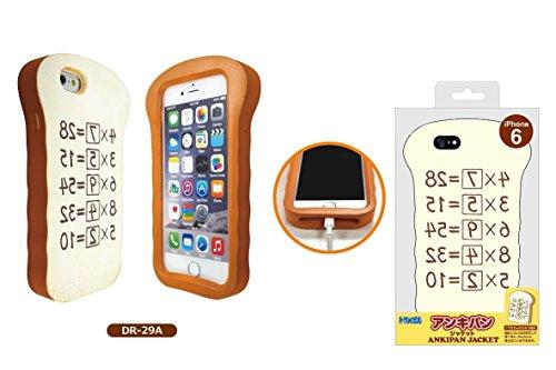 グルマンディーズ ドラえもん iPhone6対応 アンキパンソフトジャケット DR-29A