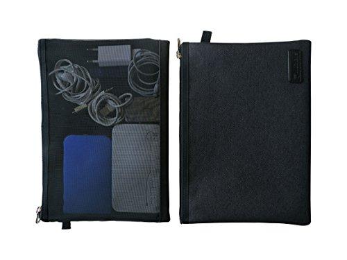 Travel bags / 3 sacchetti per cavi e oggetti high tech