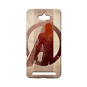 G-STAR Designer 3D Printed Back case cover for Asus Zenfone Max - G3444