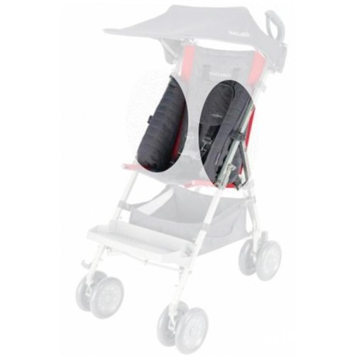 Maclaren Major 2000 Stroller Pushchair - Lateral Inserts Only (Pair) front-724853