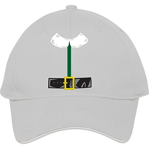 Elf Costume With Belt Snapback Cap Hat For Male/female Baseball Cap Cotton Genesim