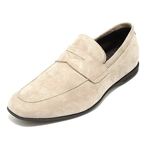 3915F mocassino BRECOS scarpa uomo loafer shoes men [42]
