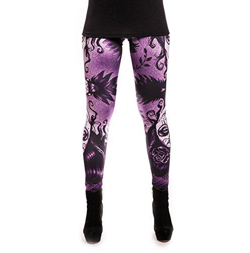 Vixxsin -  Leggings  - Donna multicolore X-Large