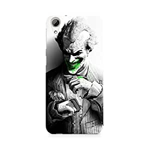 Ebby Arkham City Joker Premium Printed Case For HTC 626