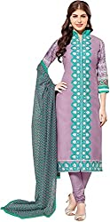 Omsairamcollections Women's Cotton Unstiched Dress Material_06_Multicoloured _Freesize