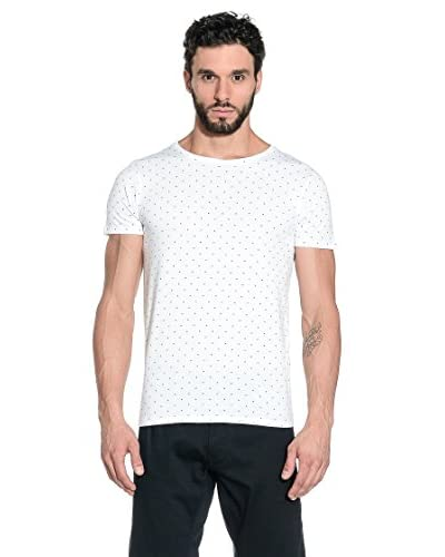 Armani Jeans T-Shirt Manica Corta A6H90-Ba Cp [Bianco]