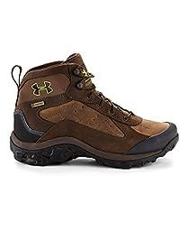 Under Armour Men\'s UA Wall Hanger Leather Mid Boots 9.5 Uniform