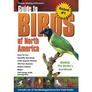 Thayer's Birding Software's Guide to Birds of North America v 3.5 (Thayer Birding Software compare prices)