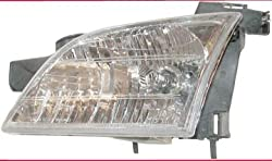 1999-2005 OLDSMOBILE MONTANA Headlight LH Driver Headlight 99 00 01 02 03 04 05 Left Hand Headlamp for 1999 2000 2001 2002 2003 2004 2005