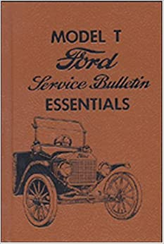 model t service bulletins ford motor company. Black Bedroom Furniture Sets. Home Design Ideas